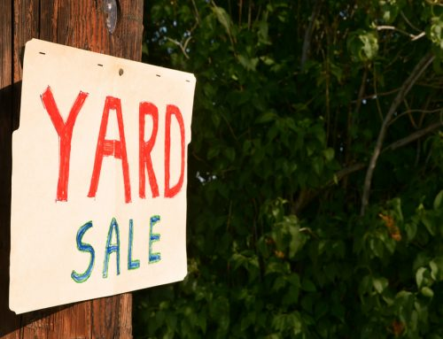 Upcoming Town Wide Yard Sales