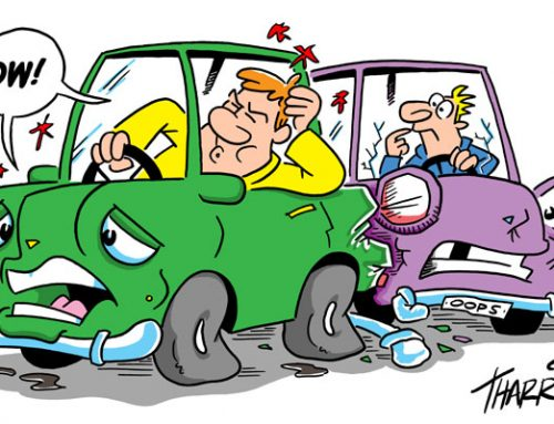 Combatting Insurance Fraud – Avoid a Staged Collision