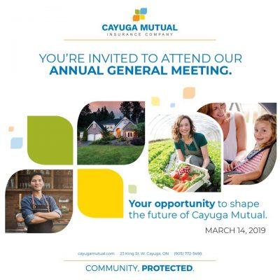 Blog - Cayuga Mutual Insurance