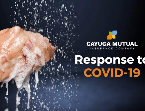 Cayuga Mutual Response to COVID-19