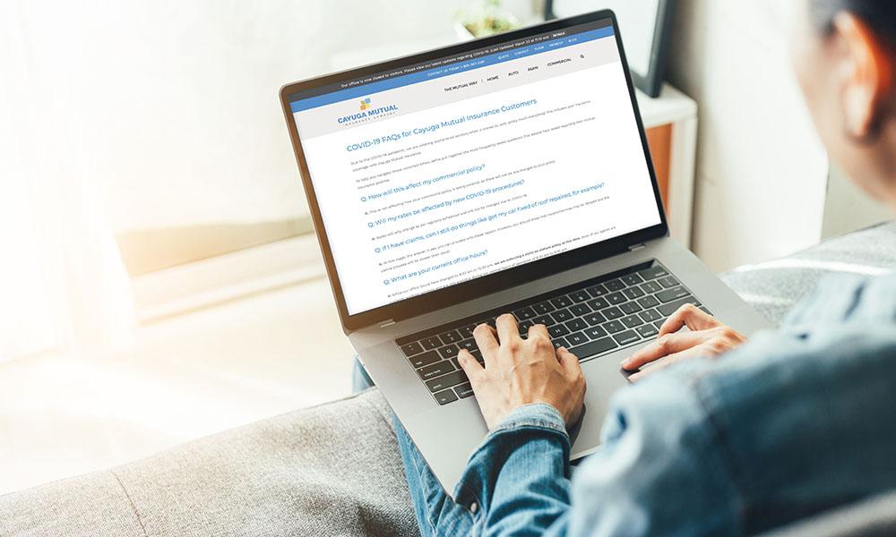 Cayuga Mutual FAQ