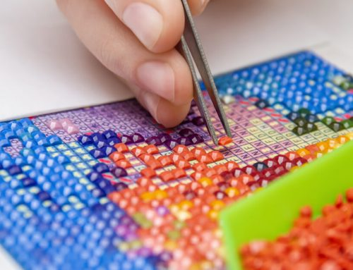 Get Started With Diamond Painting