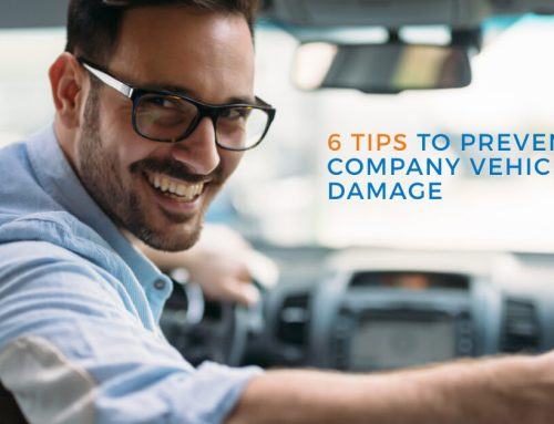 6 Tips to Prevent Company Vehicle Damage