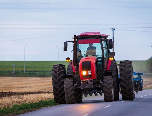 How to Drive Safely During Harvest Season