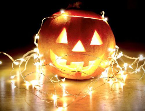 Cayuga Mutual Halloween Colouring Contest