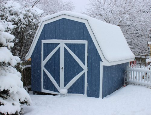 It's Time to Winterize Your Shed: Here's How to Do It